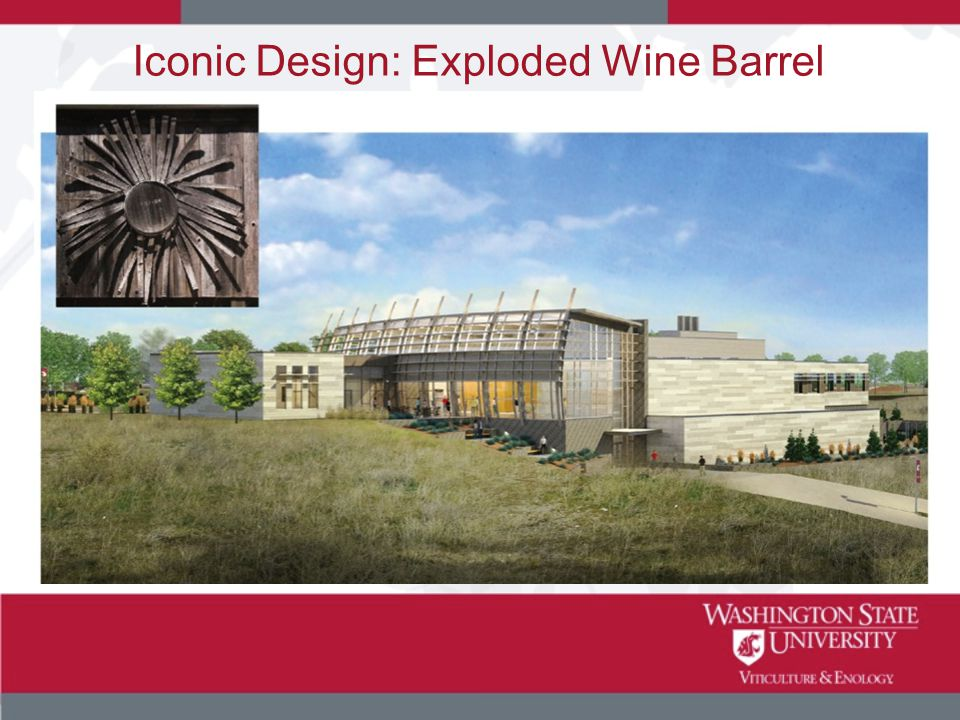 Iconic Design: Exploded Wine Barrel