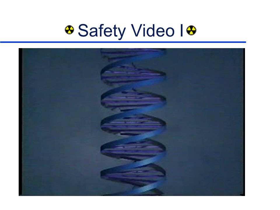 Safety Video I