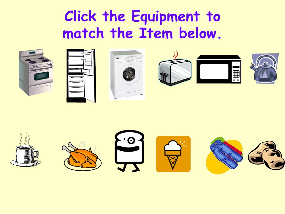 Independent Living 3 Kitchen Equipment Were you correct Microwave Independent Living 10