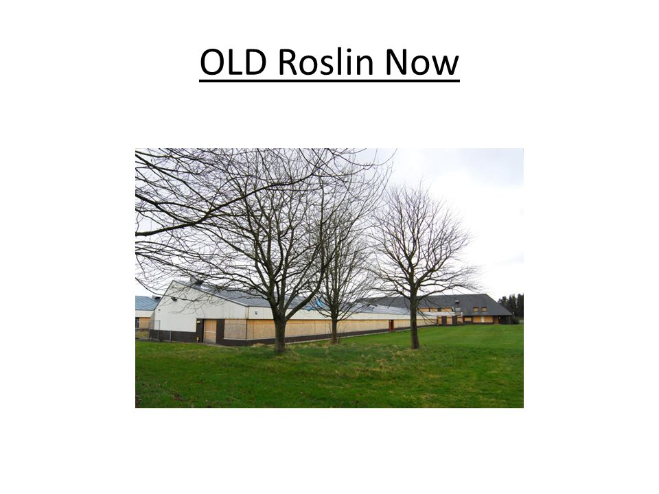 OLD Roslin Now