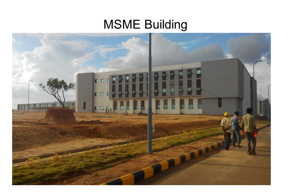 MSME Building