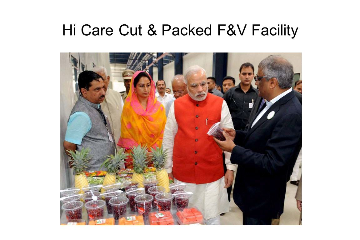 Hi Care Cut & Packed F&V Facility