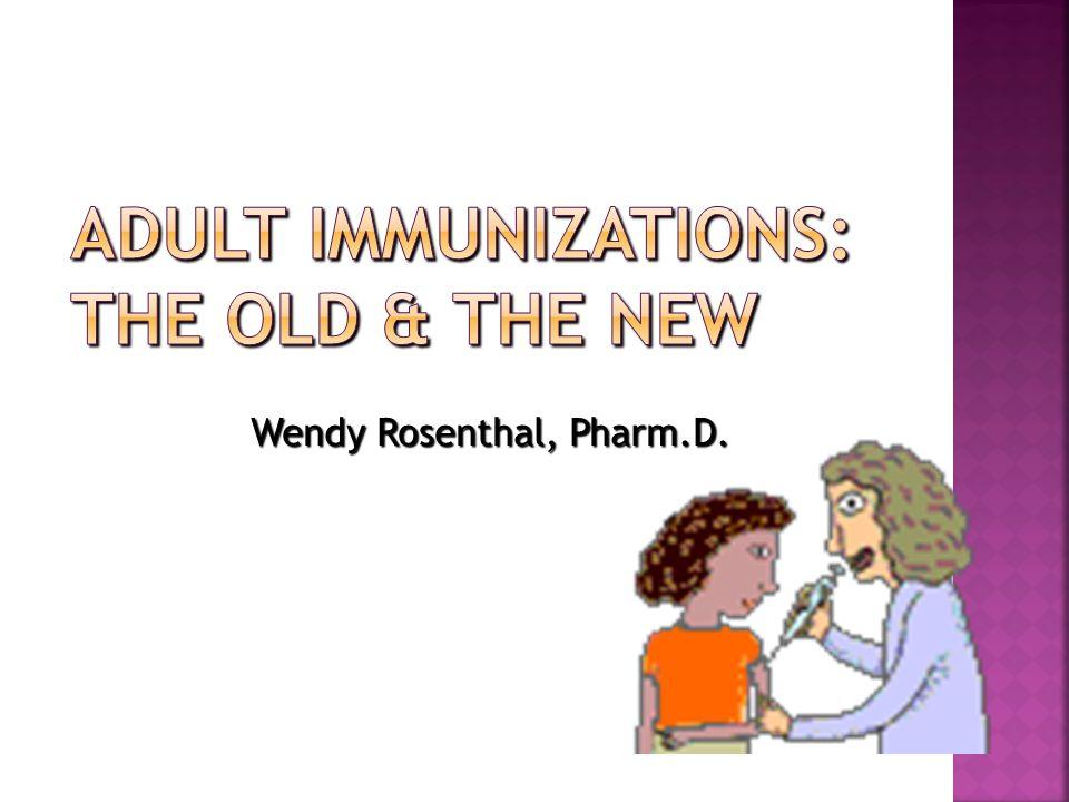Wendy Rosenthal, Pharm.D.