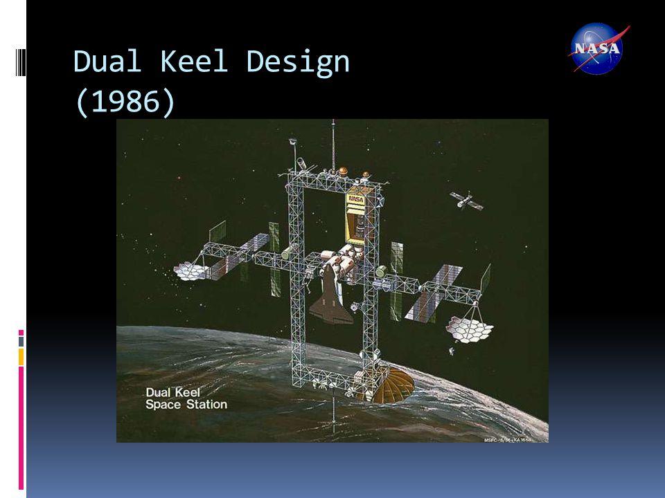 Dual Keel Design (1986)