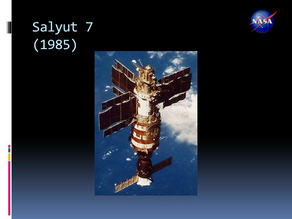 Salyut 7 (1985)