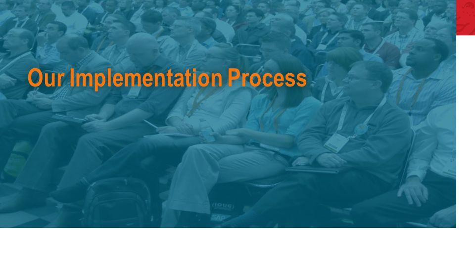 Our Implementation ProcessOur Implementation Process