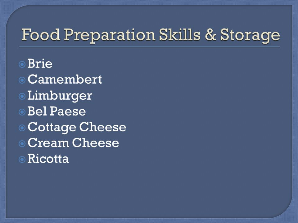 How do you maintain the quality of refrigerated foods?