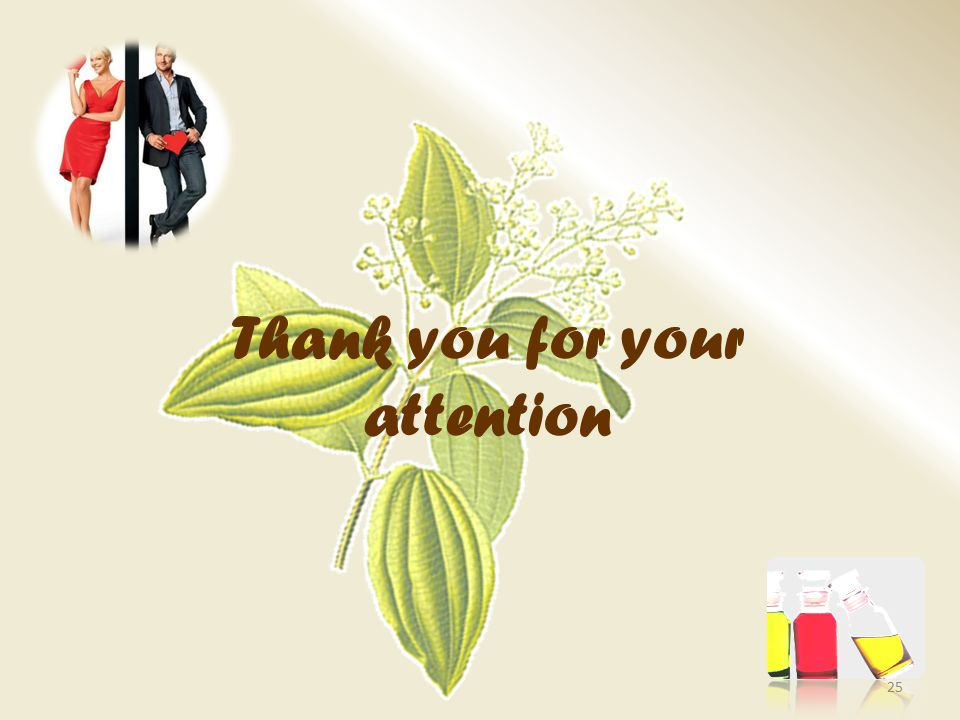 Thank you for your attention 25