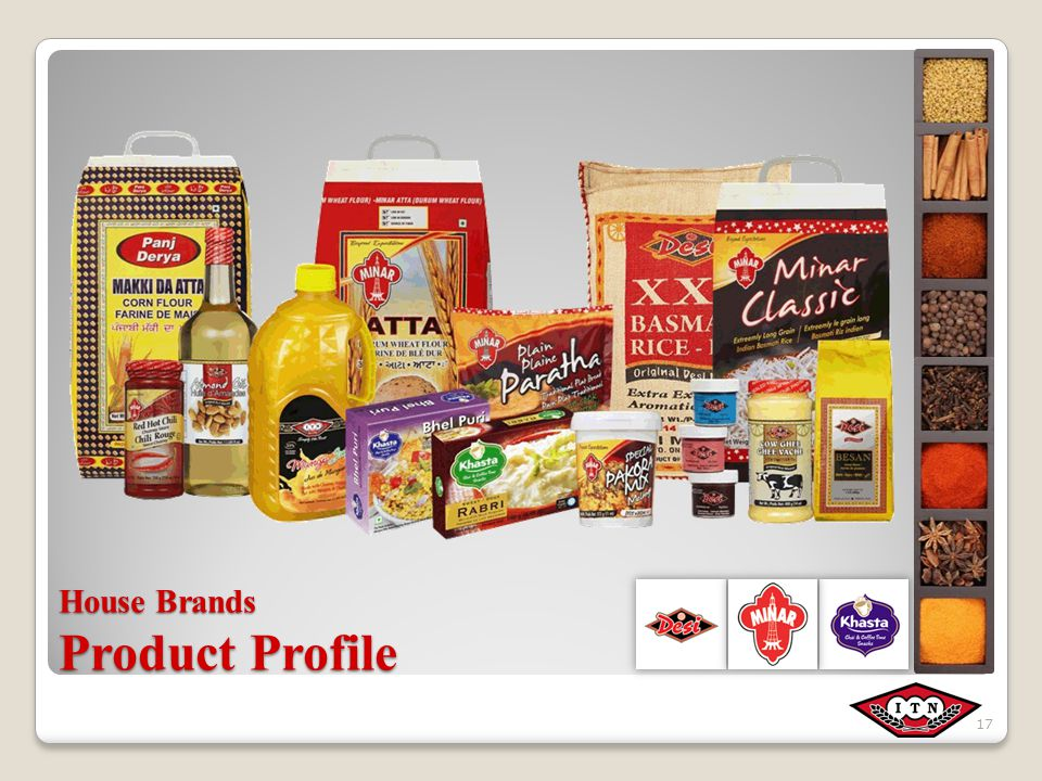 House Brands Product Profile 17