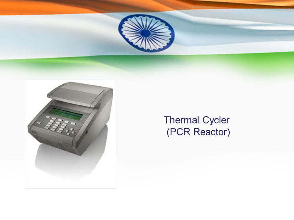 Thermal Cycler (PCR Reactor)