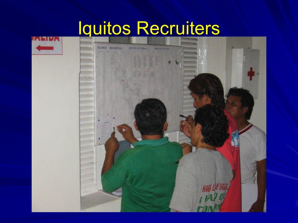Iquitos Recruiters