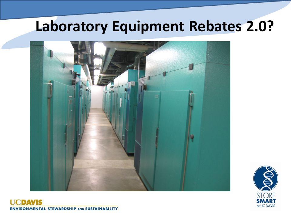 Laboratory Equipment Rebates 2.0