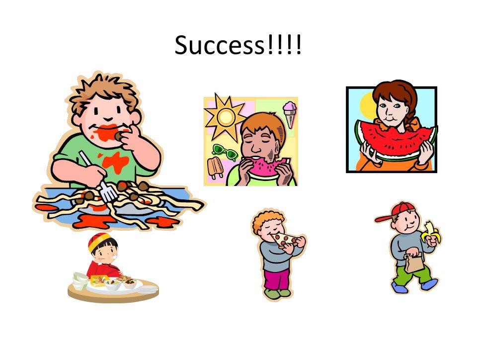 Success!!!!