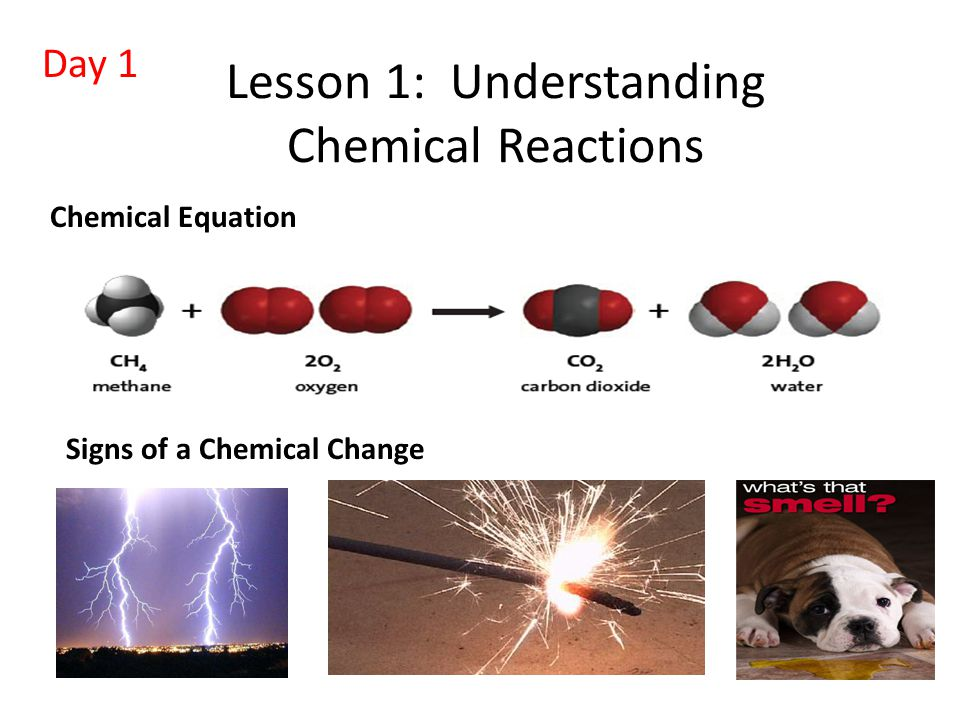 Review of what we already know Chemical reactions happen when two chemicals combine and create a NEW SUBSTANCE.