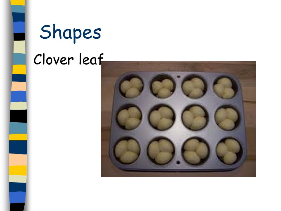 Shapes Clover leaf
