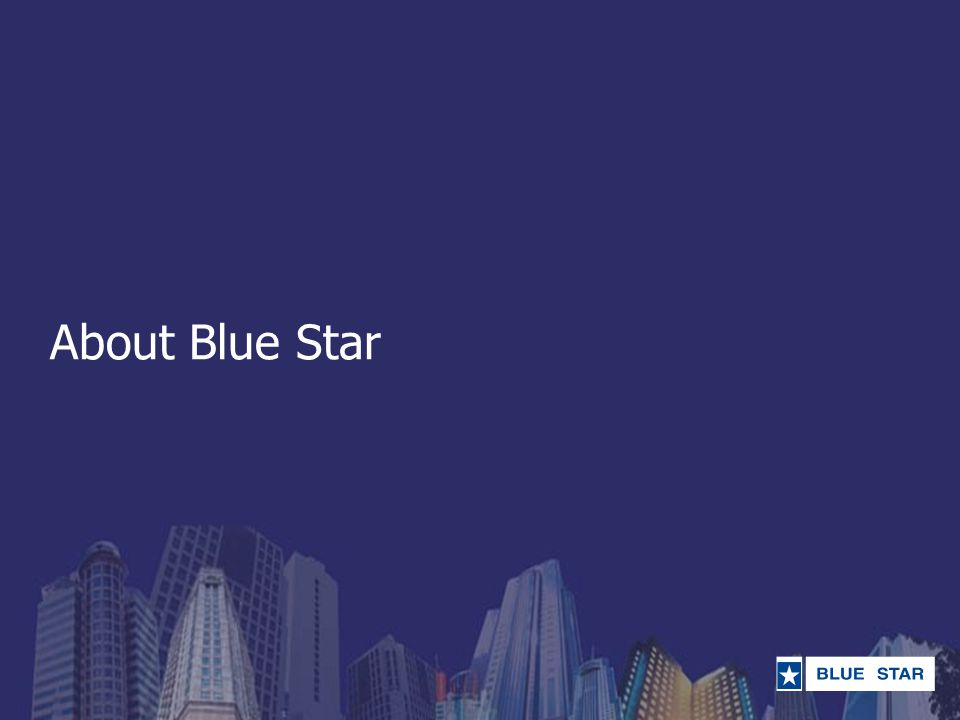 About Blue Star