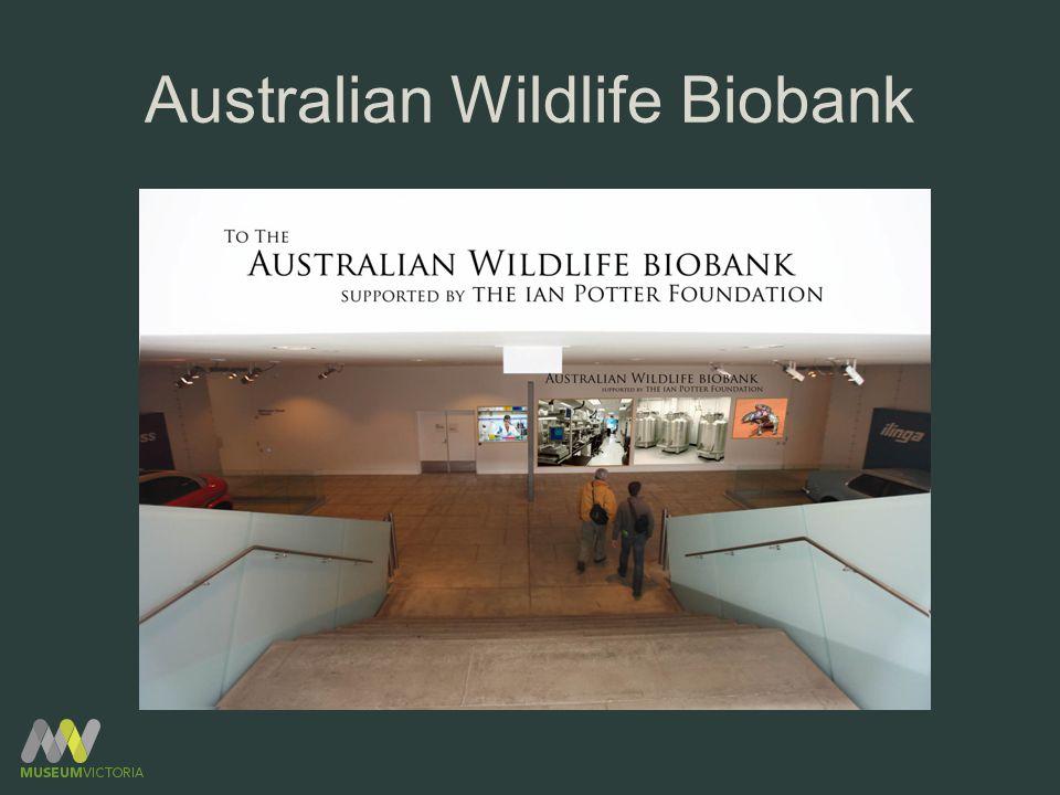 Australian Wildlife Biobank
