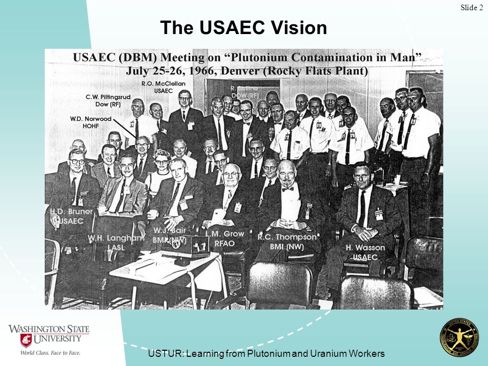 Slide 53 USTUR: Learning from Plutonium and Uranium Workers NIOSH-IREP Probability of Causation Results – Case 0262 Legal Standard EEOICPA Standard