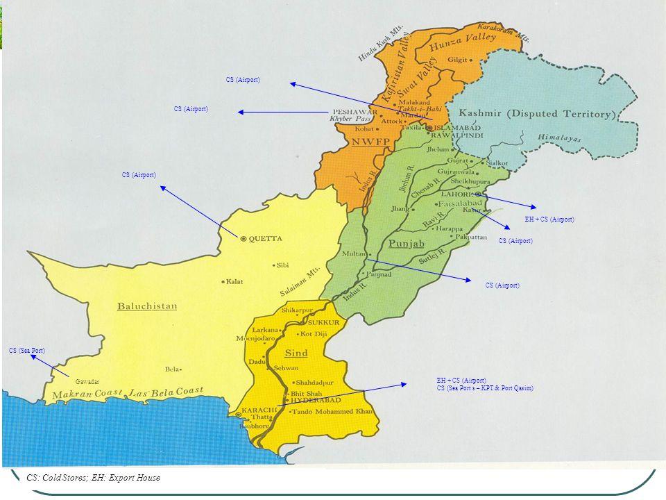 PROPOSED SITES FOR TESTING LABS: Bhalwal Multan Rahim Yar Khan Mirpur Khas Swat Quetta