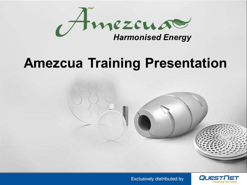 Amezcua Training Presentation Harmonised Energy