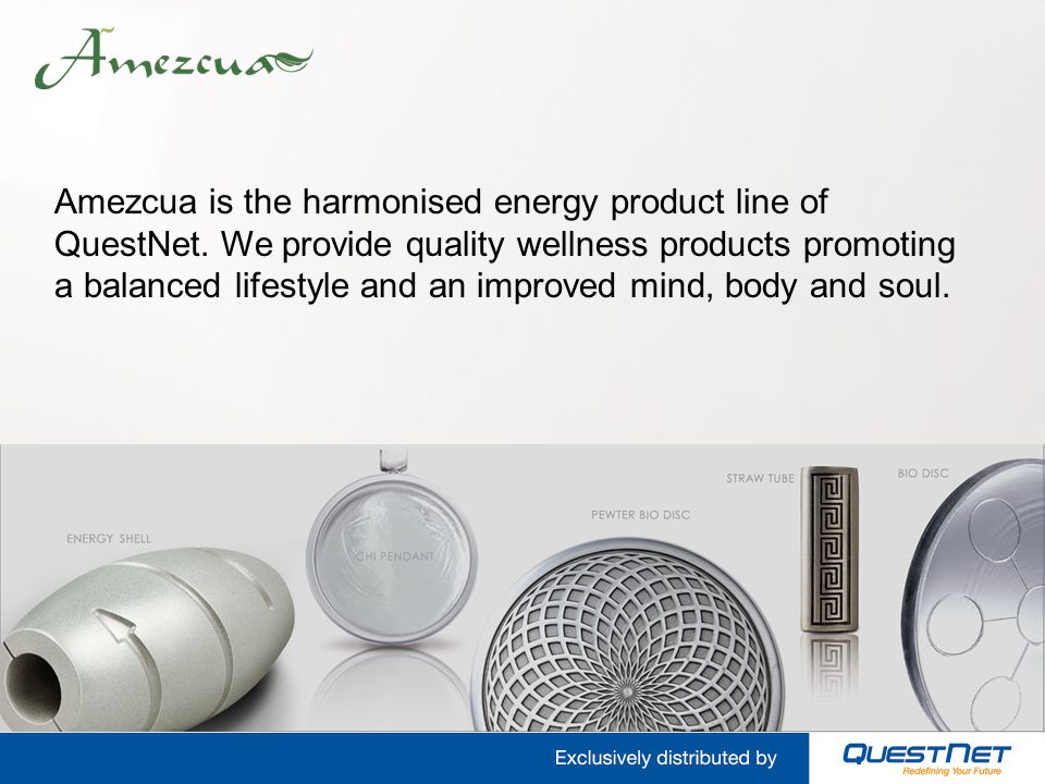 Amezcua Energy Shell Suggested Applications Fit the Amezcua Energy Shell to the supply pipe or hose of your washing machine or dishwasher to instantly boost your washing water Attach the Amezcua Energy Shell to your garden hose to energise water for your plants and flowers