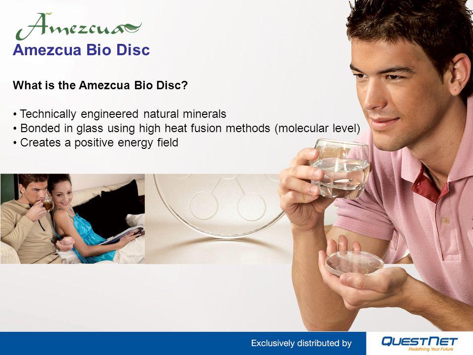 Amezcua Bio Disc What is the Amezcua Bio Disc.