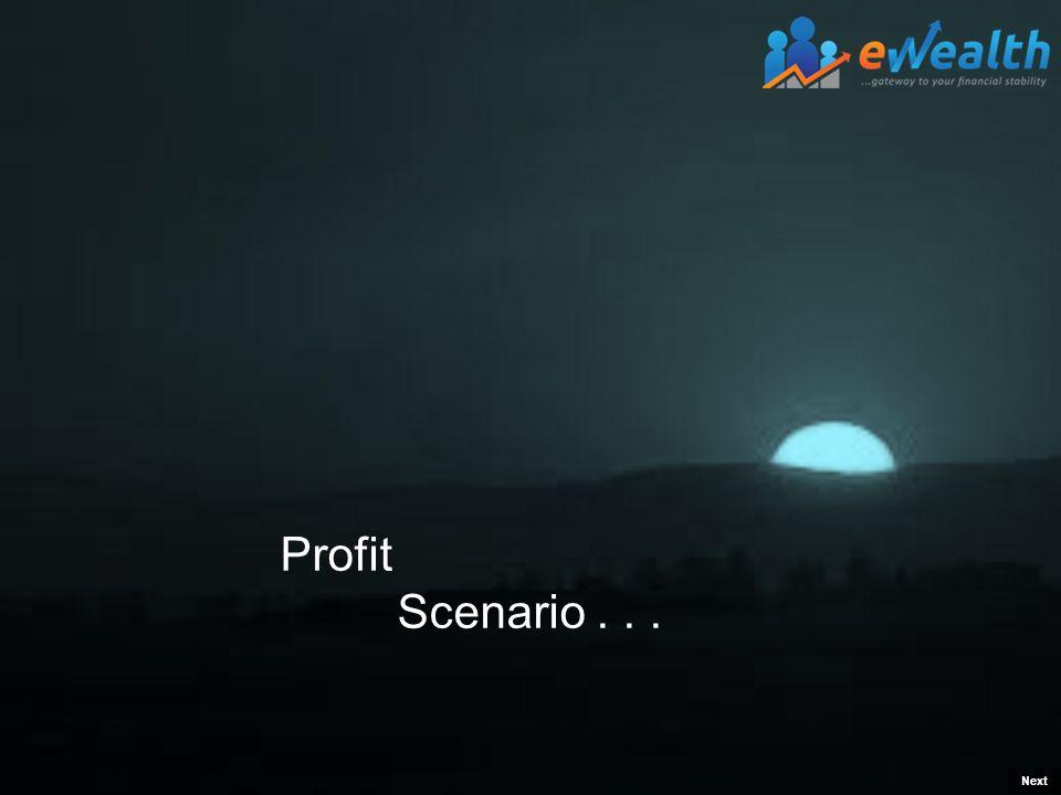 Profit Scenario... Next
