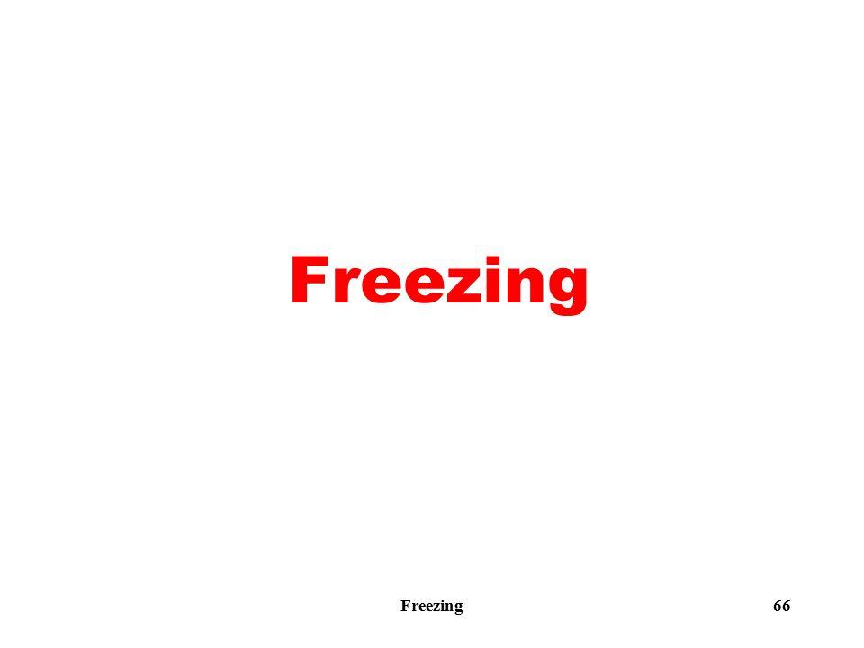 Freezing66 Freezing