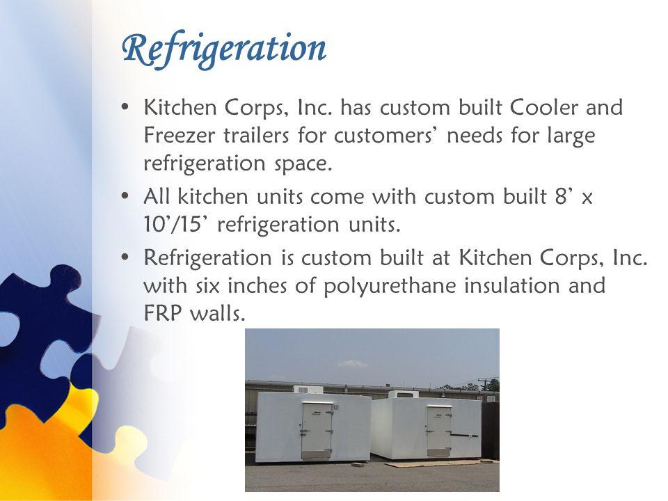 Refrigeration Kitchen Corps, Inc.
