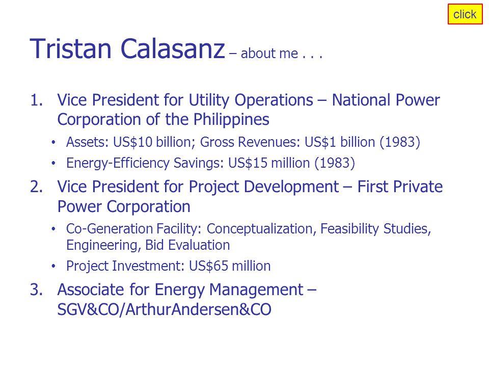 Tristan Calasanz – about me...