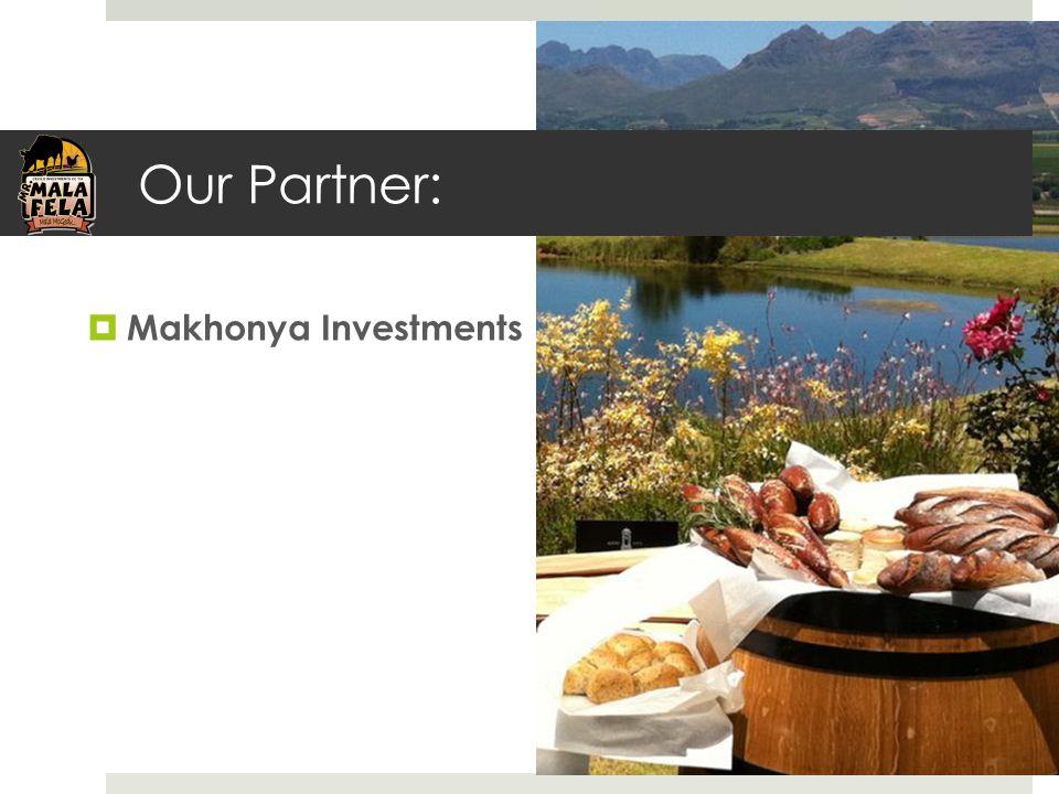 Our Partner:  Makhonya Investments