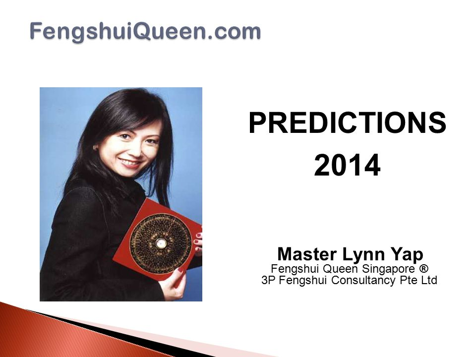 How to have better wealth? Fengshui for 2014 Fengshui for 2014