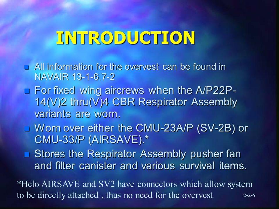 2-2-16 SV-2B INTEGRATION 1.Don SV-2B and LPU collar lobe 2.