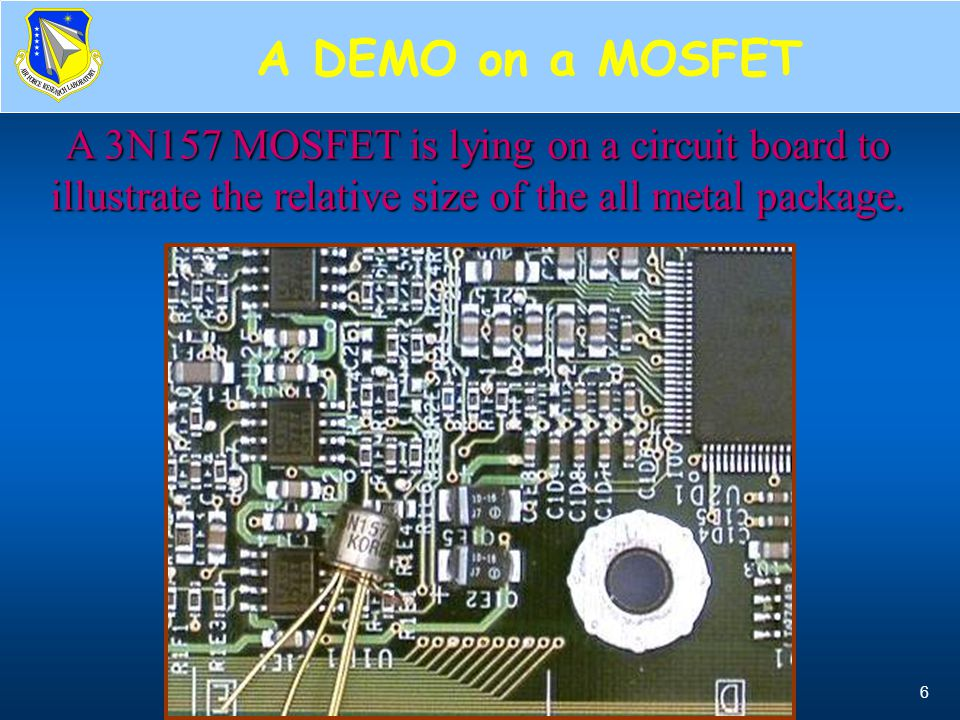 17 The following Air Force documents authorize AF time and money for ESD Control as indicated Section 7 of T.O.