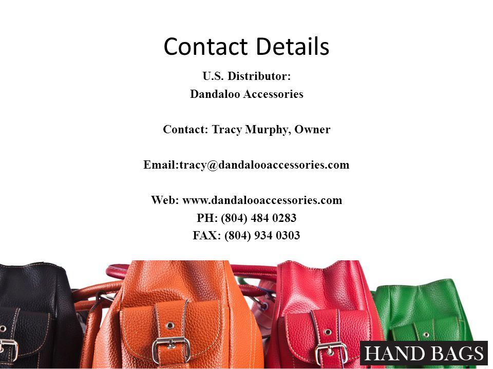 Contact Details U.S.