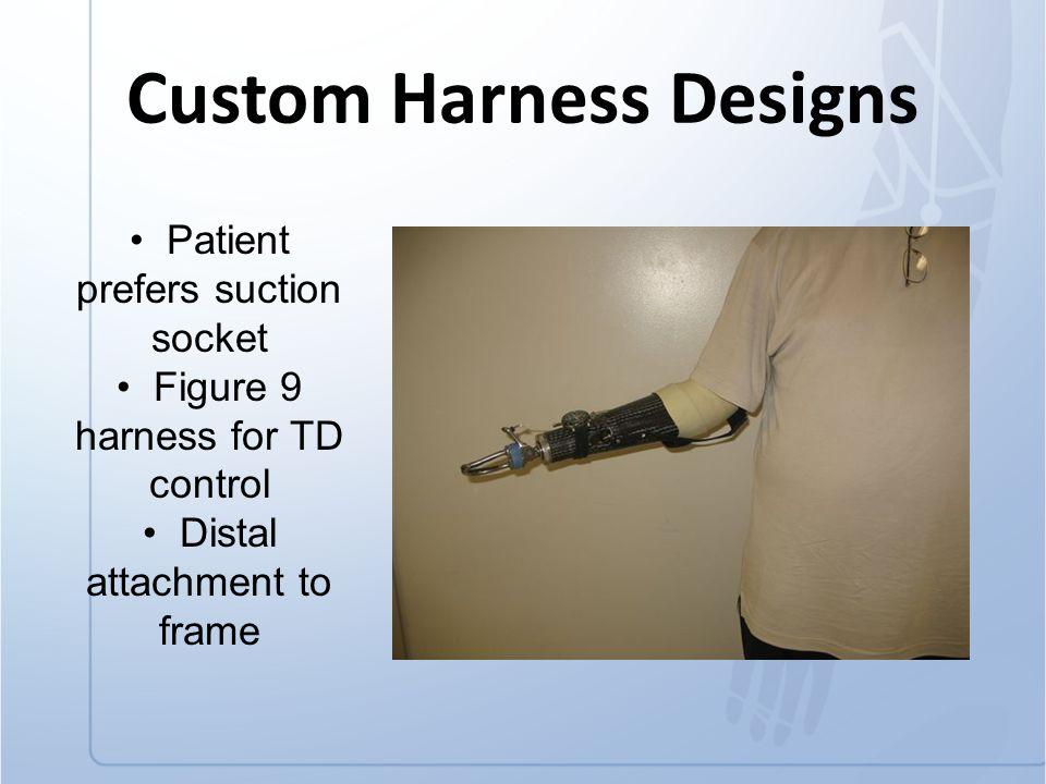 Figure 8 Harness Lock/Unlock Control