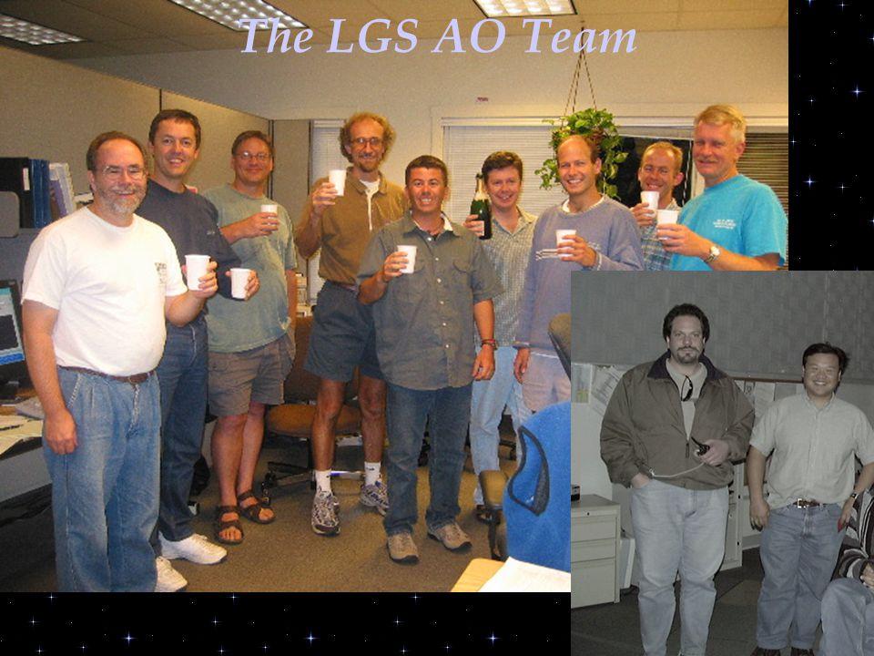 The LGS AO Team