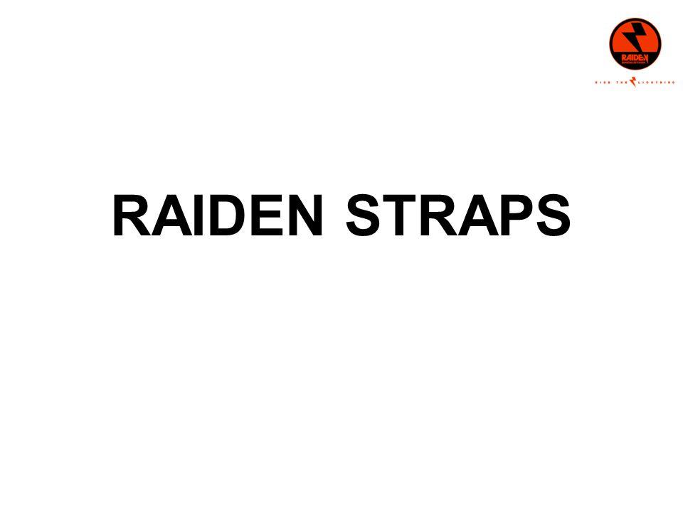 RAIDEN STRAPS