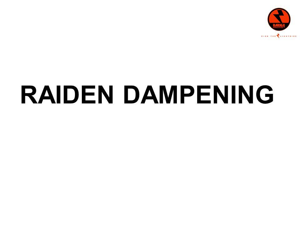 RAIDEN DAMPENING