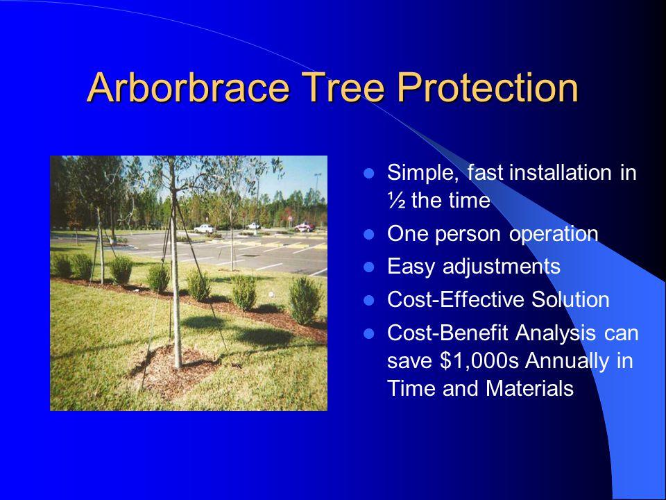 Arborbrace Tree Guying 1.
