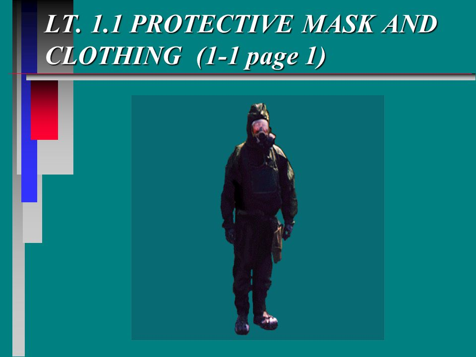 MASK FITTING PROCEDURES n Chin strap tighten n Forehead strap tighten n Shake head side to side and up and down retighten if necessary.