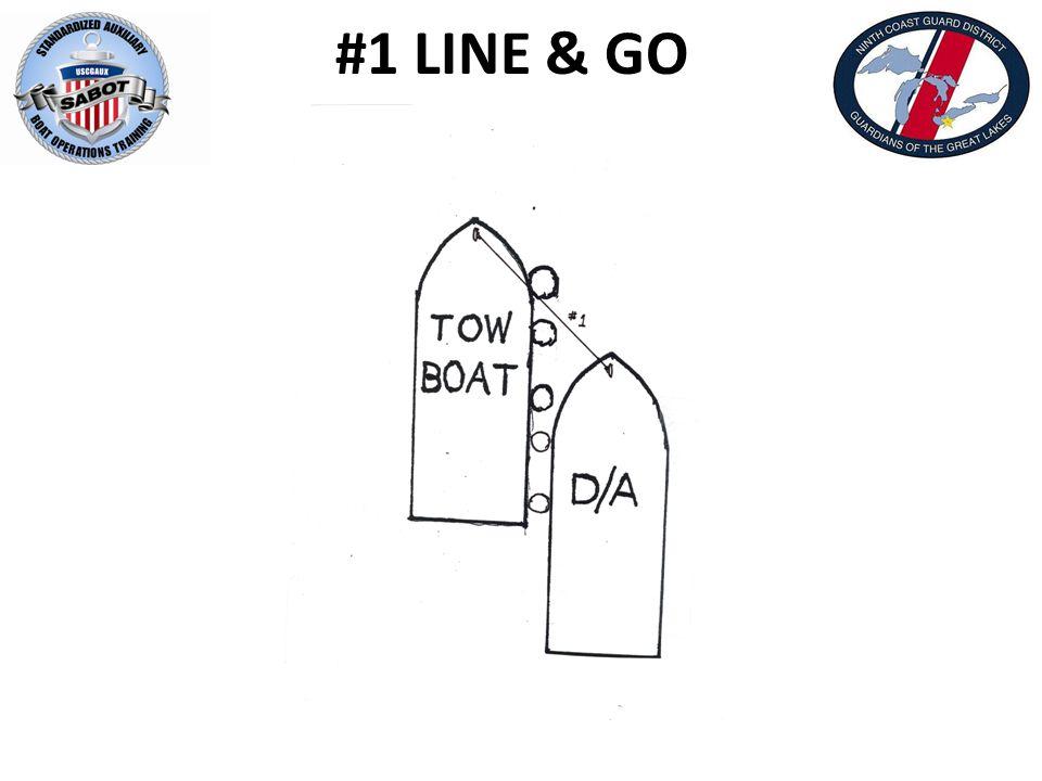#1 LINE & GO