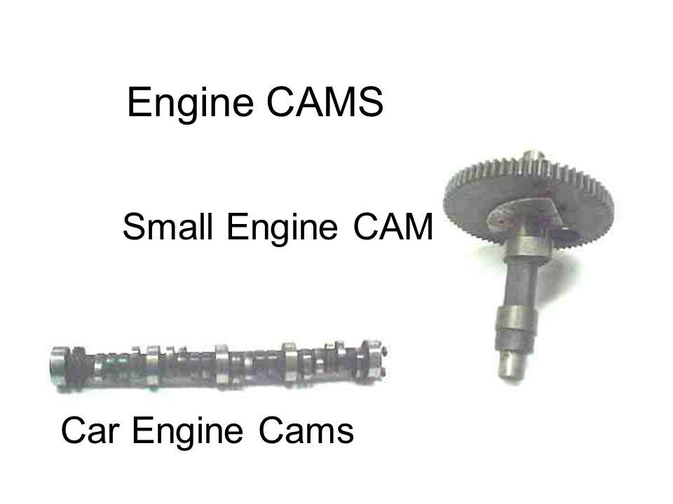 Small Engine CAM Car Engine Cams Engine CAMS