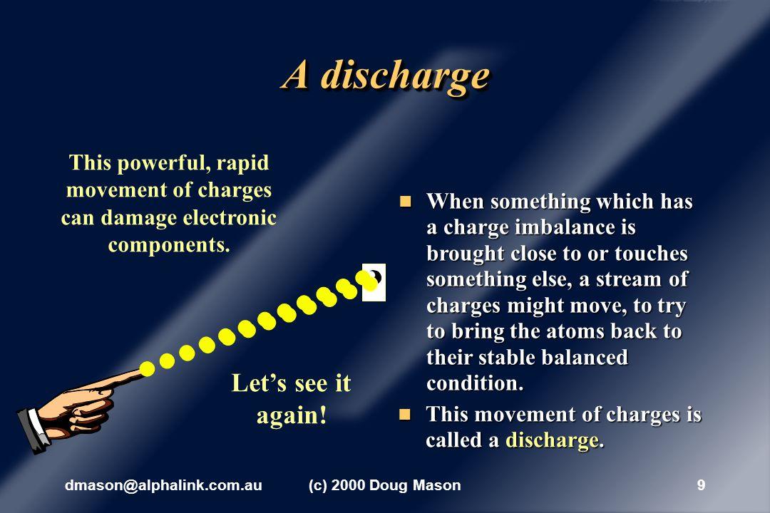 dmason@alphalink.com.au(c) 2000 Doug Mason39 Driving a car Thoughts and theories (2)