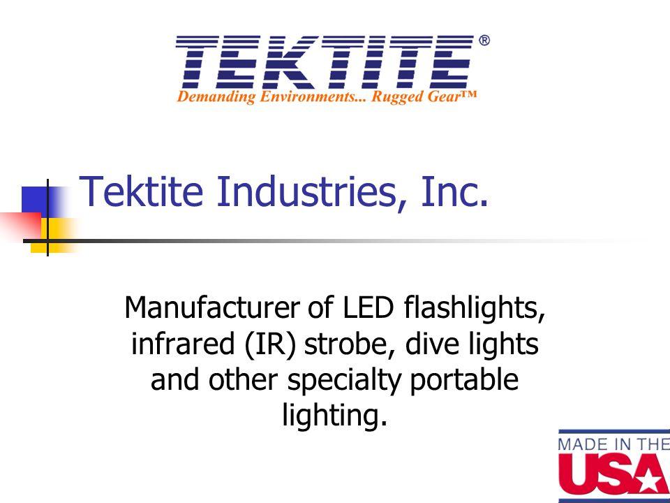Tektite Industries, Inc.