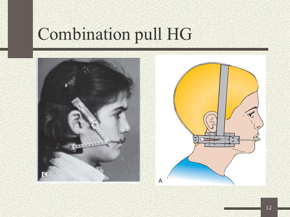 12 Combination pull HG