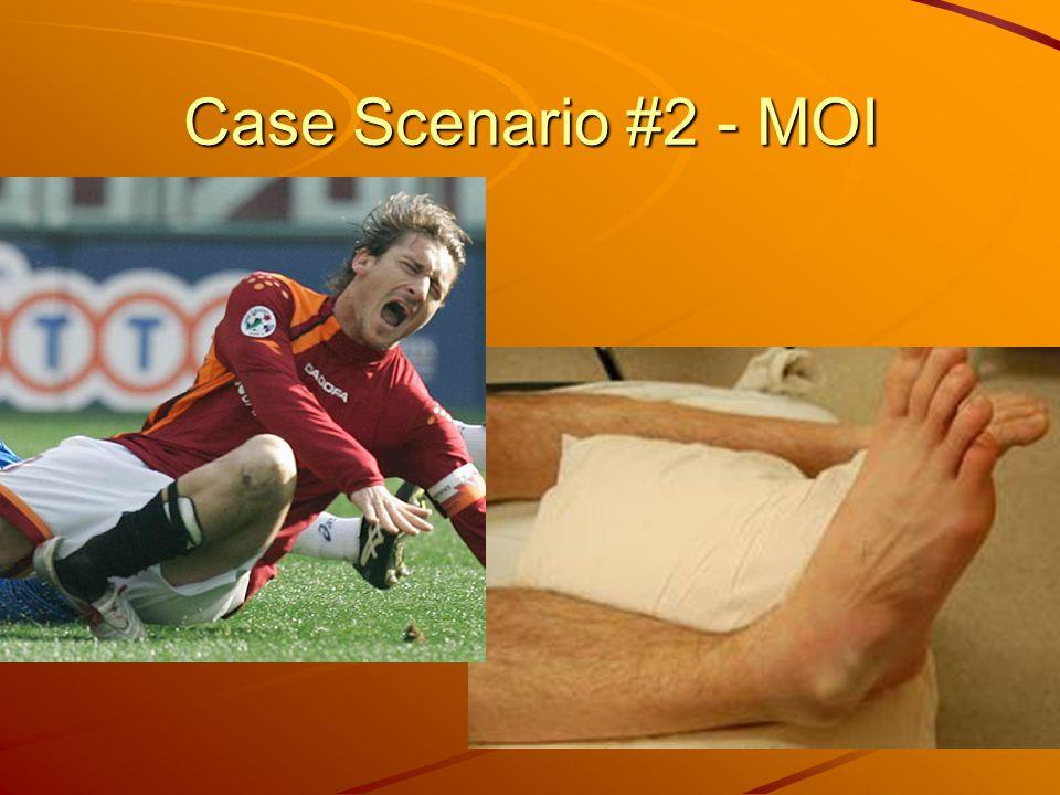 63 Case Scenario #2 - MOI