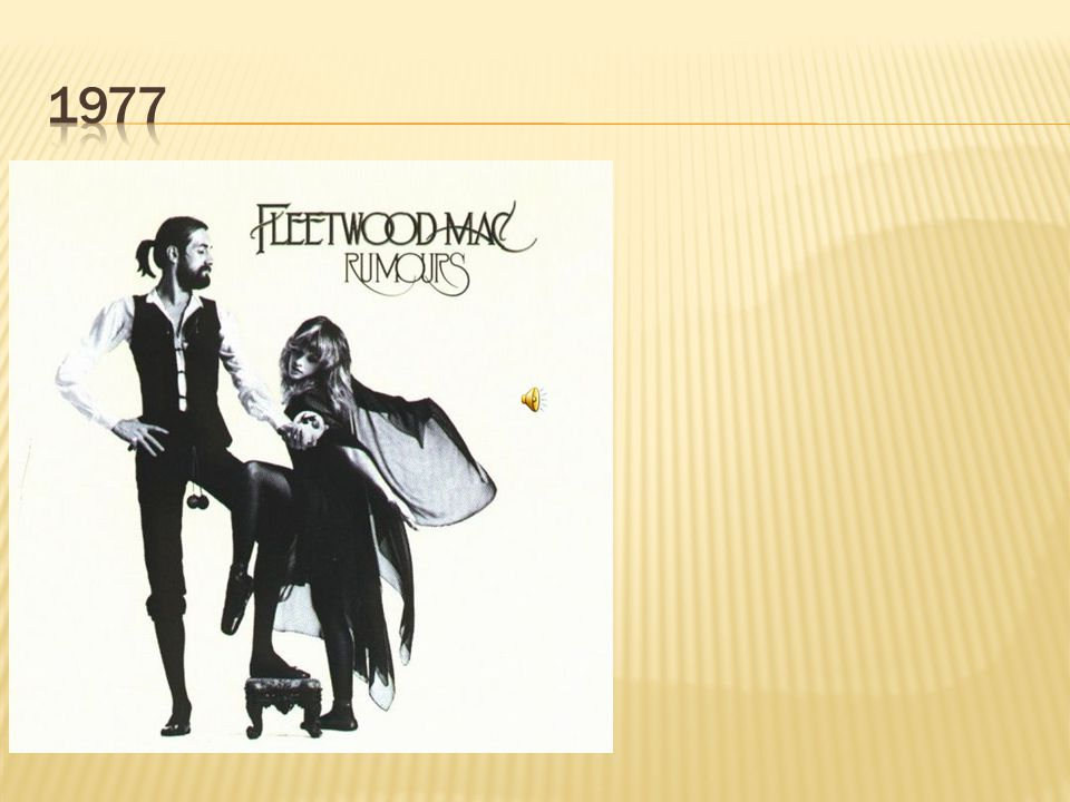  Rumors  Fleetwood Mac