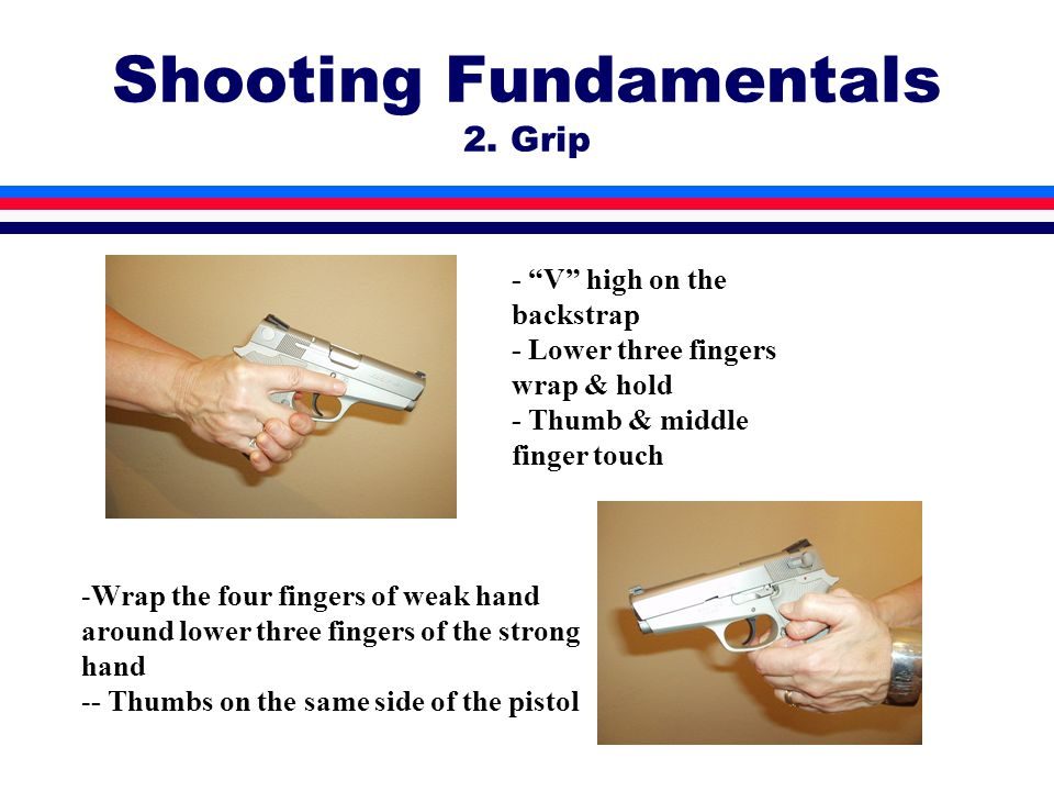 Shooting Fundamentals 2.
