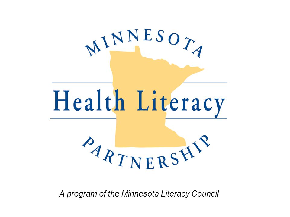 A program of the Minnesota Literacy Council